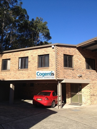 Cogentis Internet Marketing Offices, Hornsby NSW