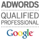 Google Advertising Professional Logo. Cogentis has two employees who are Qualified Google Adwords Advertising Professionals as at 15.02.2005
